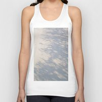 shadow Tank Tops featuring Shadow by Rose Etiennette