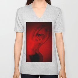 Nude Art 1 Unisex V-Neck
