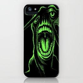 Alien Scream iPhone Case