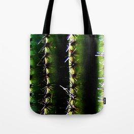 Saguaro Ribs Tote Bag