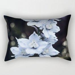 Delphinium Rectangular Pillow