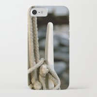 hook iPhone & iPod Cases featuring hook by double U double O