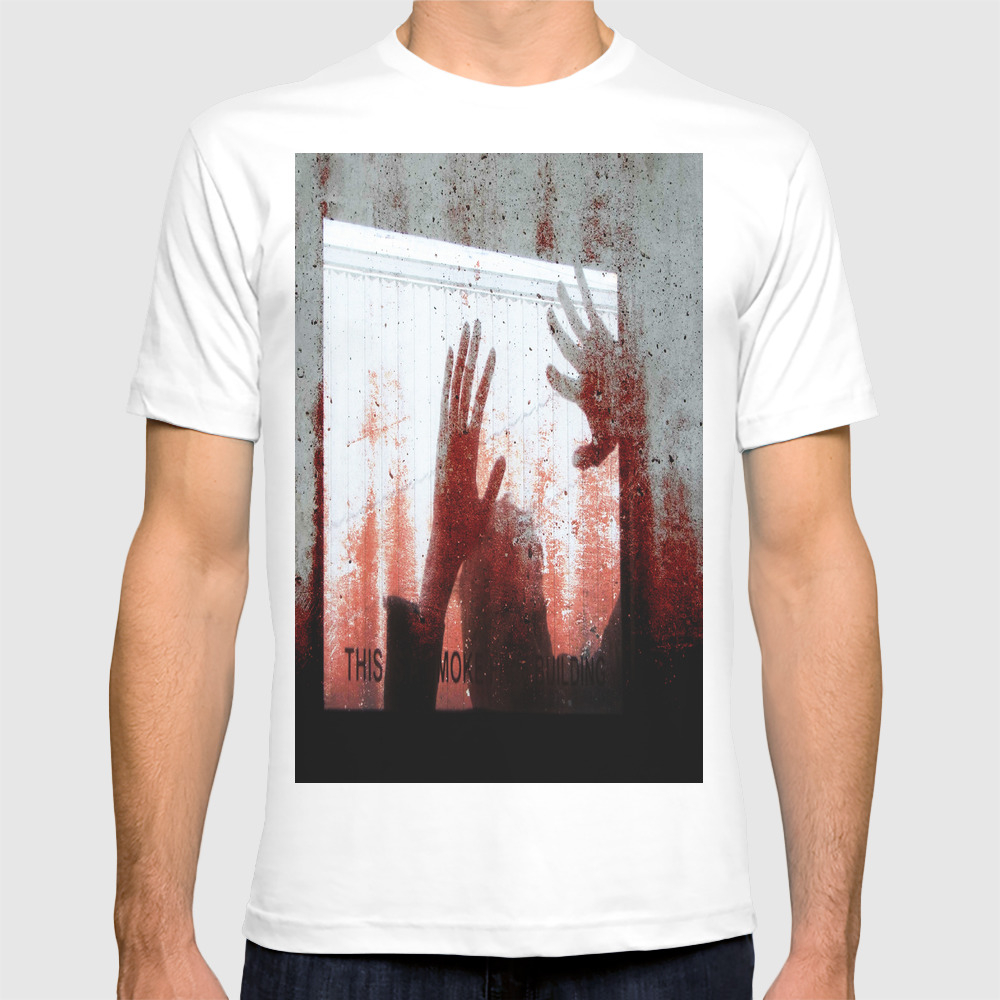 Walking Dead T-shirt by Amandakessel TSR7979850