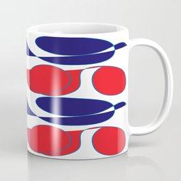 Digital Art_Summertime Bold Palette Coffee Mug