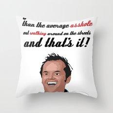 McMurphy Throw Pillow