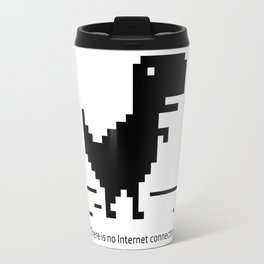 There is no internet connection Travel Mug