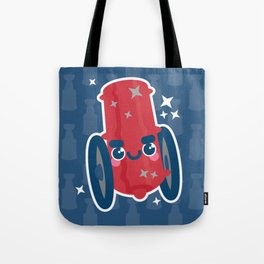 Oh Say Can You CBJ Tote Bag