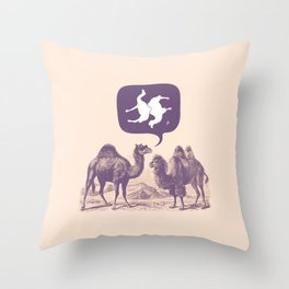 Sexual Healing Throw Pillow