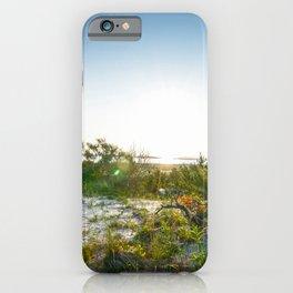 Beach - Long Beach Island, New Jersey iPhone Case