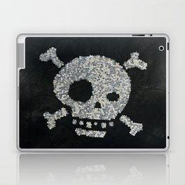 Confetti's skull Laptop & iPad Skin