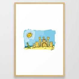 playita Framed Art Print