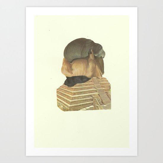 Sinai Art Print
