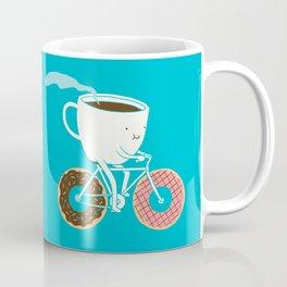 Coffee and Donuts Coffee Mug
