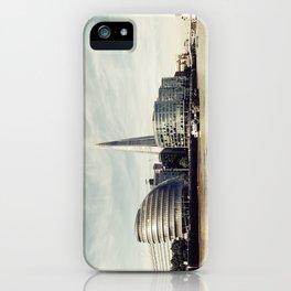 London city view iPhone Case