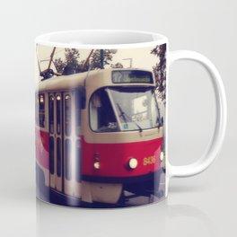 Streets of Prague Coffee Mug