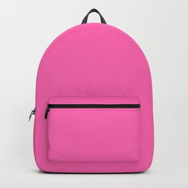 Beauty Powder Puff Pink - Line 5 Backpack