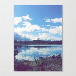 No-Way mirror Canvas Print