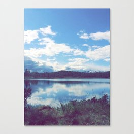 No-Way mirror Canvas Print