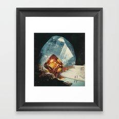 Gem World Framed Art Print
