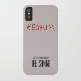 The Shining 02 iPhone Case