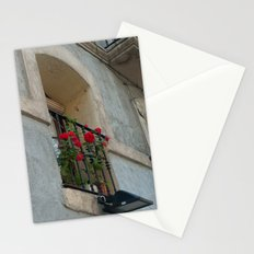 Barcelona Balcony Stationery Cards