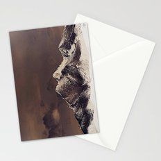 Rustic Mountain Stationery Cards