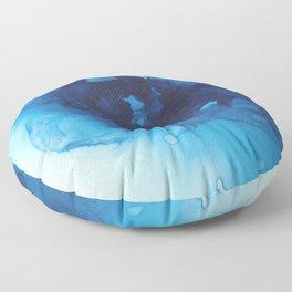 Vishuddha (Throat Chakra) Floor Pillow