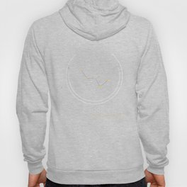 Cassiopeia - The Seated Queen Constellation Hoody