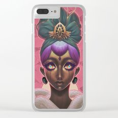Circlet Clear iPhone Case