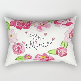 Be Mine Rectangular Pillow