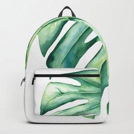 Costilla de Adán / Monstera deliciosa Backpack