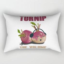 TURNIP the volume Rectangular Pillow
