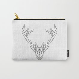 Deer head Carry-All Pouch