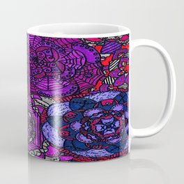 Spooky Flowers Coffee Mug