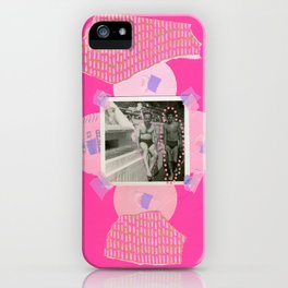 Body Shapes iPhone Case