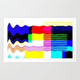 Screenshot 17 Art Print