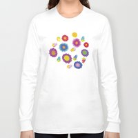 ukraine Long Sleeve T-shirts featuring Picturesque Ukraine by rusanovska