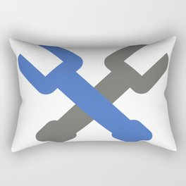wrench Rectangular Pillow