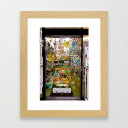 NODAHANSHIN, OSAKA Framed Art Print