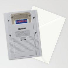 GAMEBOY - BEAUTIFUL BACK Stationery Cards