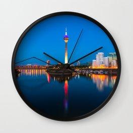 DÜSSELDORF 07 Wall Clock