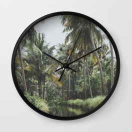 Cochin, India Wall Clock