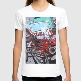 Atto di colore #2 T-shirt