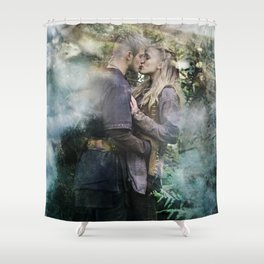 I'll Be Your Shelter Shower Curtain