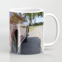 mustang Mugs featuring Mustang by Inphocus Photography