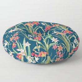 Blossom Botanical Floor Pillow