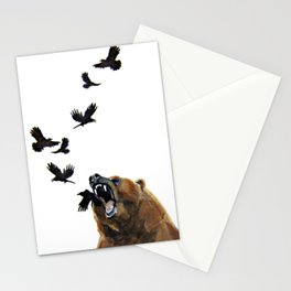 Sacred Outrage Stationery Cards