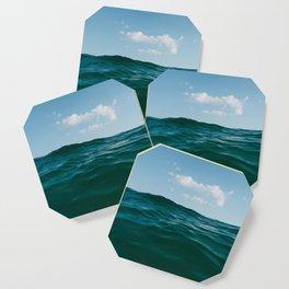 Ocean Blue Coaster
