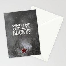 James Buchanan Barnes Stationery Cards