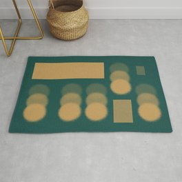 Glimpse of a geometrical future Rug